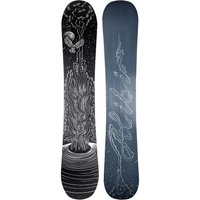 Alibi Snowboards Soulfire 142 2021 Snowboard negro