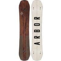 Arbor Coda Camber 161 2022 Splitboard estampado
