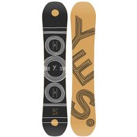 YES Emoticon 149 2021 Snowboard gris