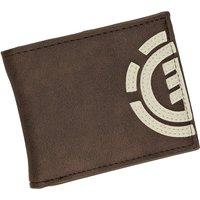 Element Daily Wallet marrón