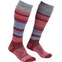 Ortovox All Mountain Long Warm Tech Socks estampado