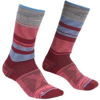 Ortovox All Mountain Mid Warm Tech Socks estampado