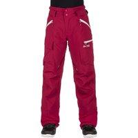 Bergans Hafslo Insulator Pants rojo