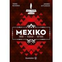 Salt & Silver Mexico Book estampado