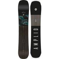 Amplid Creamer 162 2021 Snowboard negro