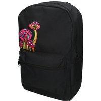 A.Lab Hoppla Mushroom Backpack negro