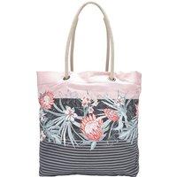 Animal Beachin Bag rosado