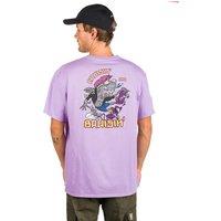 A.Lab Cruisin n Bruisin T-Shirt violeta