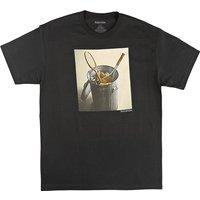 Paterson Basura T-Shirt negro