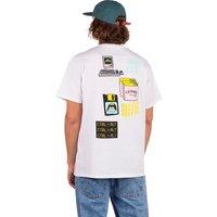 A.Lab CTRL+ALT T-Shirt blanco