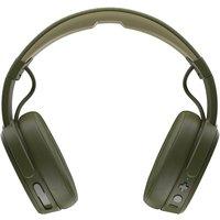 Skullcandy Crusher Wireless Over Ear Headphones verde