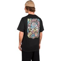 Lurking Class See You On The Other Side T-Shirt negro