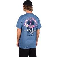 Party Pants Take A Pitcher T-Shirt azul