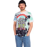 Your Highness Manifest T-Shirt tiedye