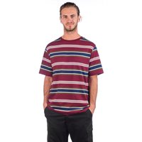 Zine Daze Stripe T-Shirt estampado