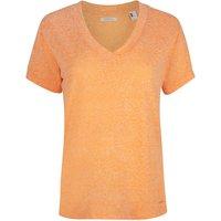 O'Neill Essentials V-Neck T-Shirt naranja