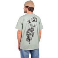 Welcome Beldam T-Shirt verde