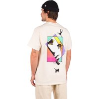 Welcome Faces T-Shirt blanco