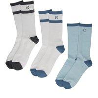Kazane Bartolo 3Pk Socks azul