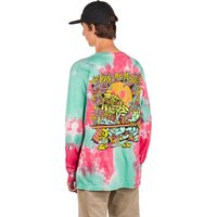 Killer Acid Pay No Mind Longsleeve T-Shirt rosado