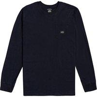 Billabong Stacked Long Sleeve T-Shirt azul