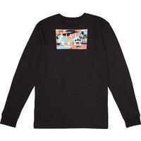 Billabong Die Cut Long Sleeve T-Shirt negro