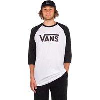 Vans Classic Long Sleeve T-Shirt blanco