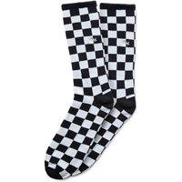 Vans Checkerboard II Crew (9.5-13) Socks negro