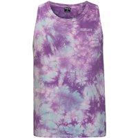 Hurley Ziggy Tie Dye Tank Top violeta