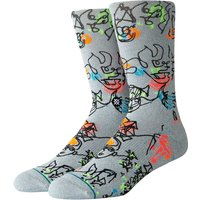 Stance Electric Socks gris