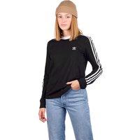 adidas Originals 3 STR Long Sleeve T-Shirt negro