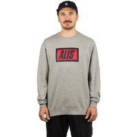 ALIS Classic Crewneck Sweater gris
