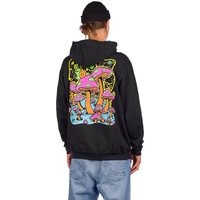 A.Lab Trip On This Hoodie negro