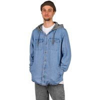 Empyre Crush Hooded Shirt azul
