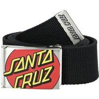 Santa Cruz Crop Dot Belt negro