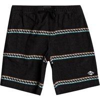 Billabong Larry Jacquard Shorts negro