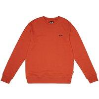 Billabong Original Arch Crew Sweater naranja