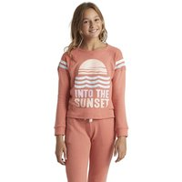 Billabong Lounge Life Sweater naranja