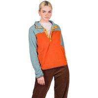Burton Hearth Sweater naranja