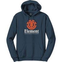 Element Vertical Hoodie azul