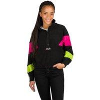 Fila Rafiya Half Zip Fleece Sweater negro