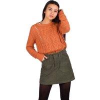 Roxy Paradise Maker Pullover marrón