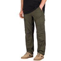 Carhartt WIP Aviation Pants verde