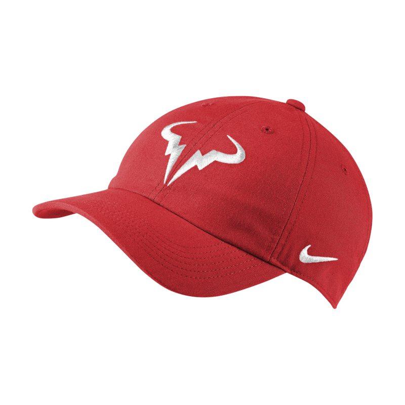 NikeCourt AeroBill Rafa Heritage86 Gorra de tenis - Rojo