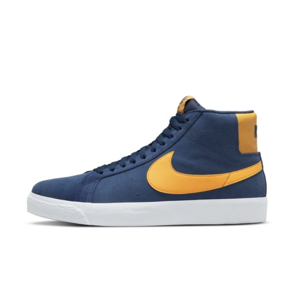 Nike SB Zoom Blazer Mid Zapatillas de skateboard - Azul