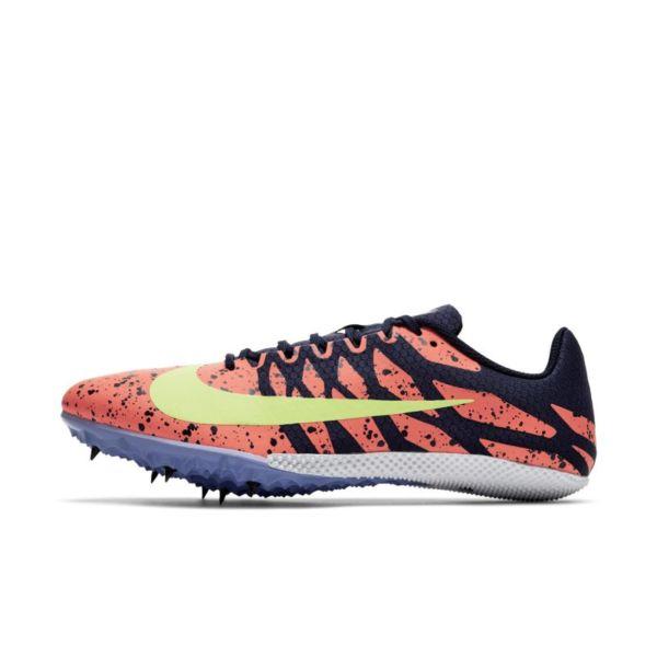 Nike Zoom Rival S 9 Zapatillas con clavos de competición - Naranja