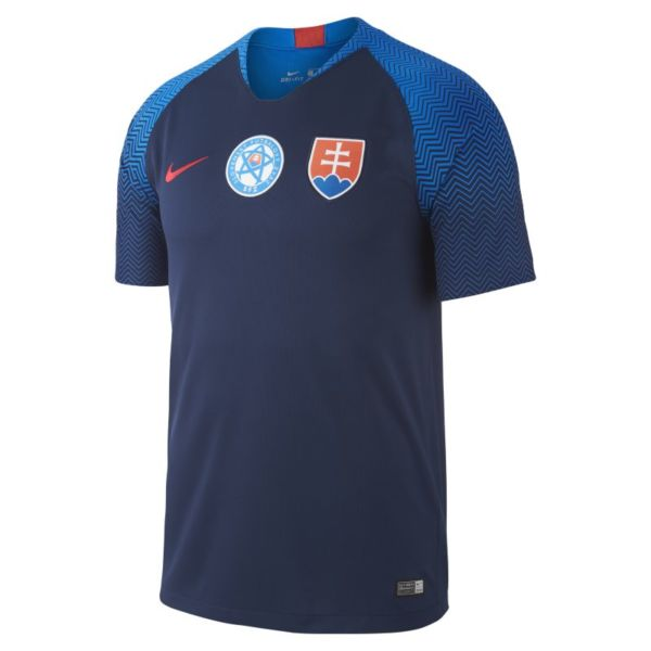 2018 Slovakia Stadium Away Camiseta de fútbol - Hombre - Azul