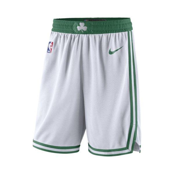 Boston Celtics Pantalón corto de la NBA - Hombre - Blanco