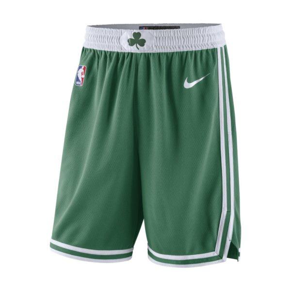 Boston Celtics Icon Edition Nike NBA Swingman Pantalón corto - Hombre - Verde