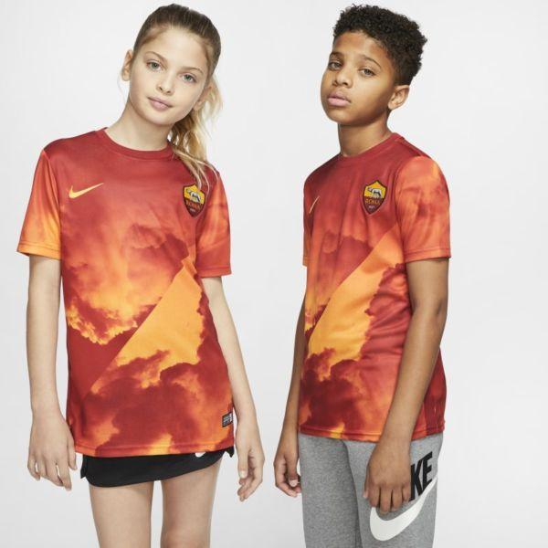 A.S. Roma Camiseta de fútbol de manga corta - Niño/a - Amarillo